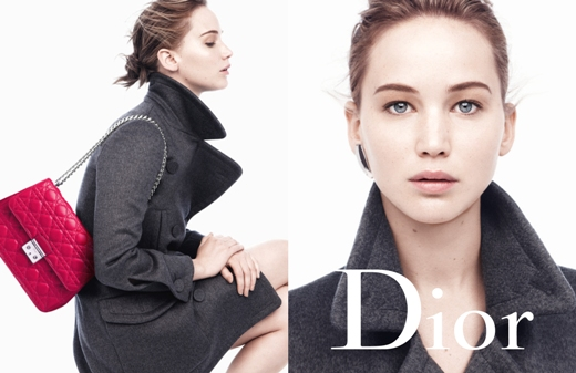 jennifer lawrence and miss dior